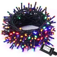 66ft 200 LED Decorative Fairy Lights Multi Color
